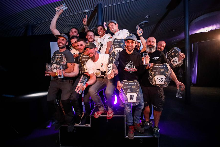 BMW Motorrad International GS Trophy 2020