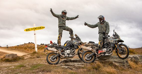 BMW Motorrad International GS Trophy 2020
