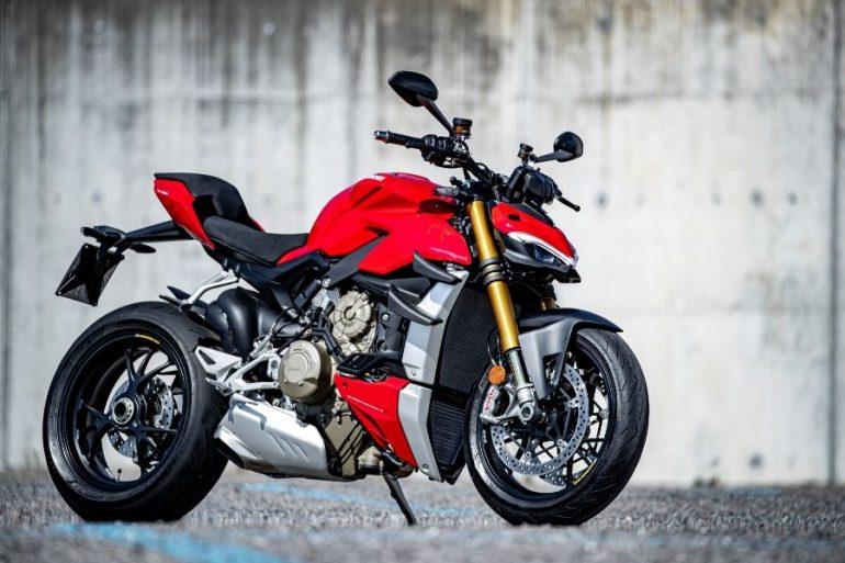 Ducati Streetfighter V4 Fotografìa: Ducati