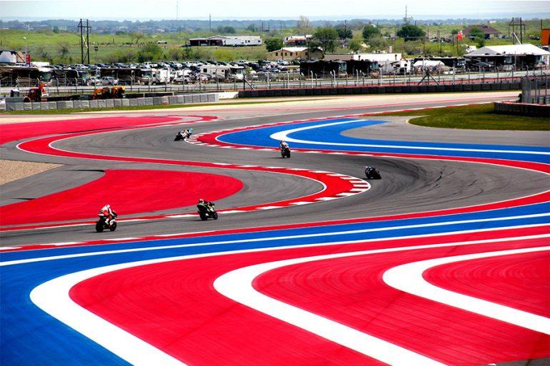 Gran Premio de las Américas 2020 Fotografía: Facebook Circuit of the Americas