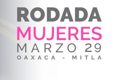 Rodada de mujeres en Oaxaca de ITALIKA