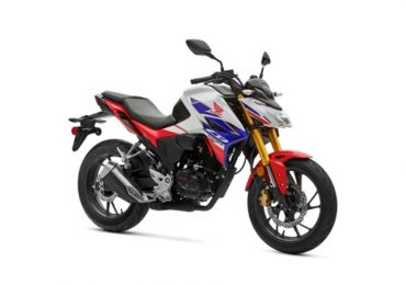 CB190R Naked 2020 de Honda