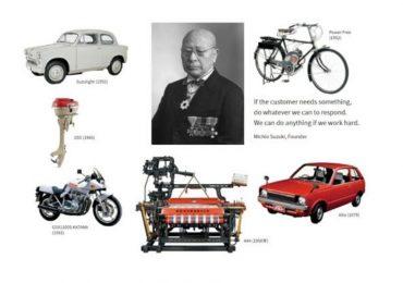 Suzuki celebra 100 años de historia