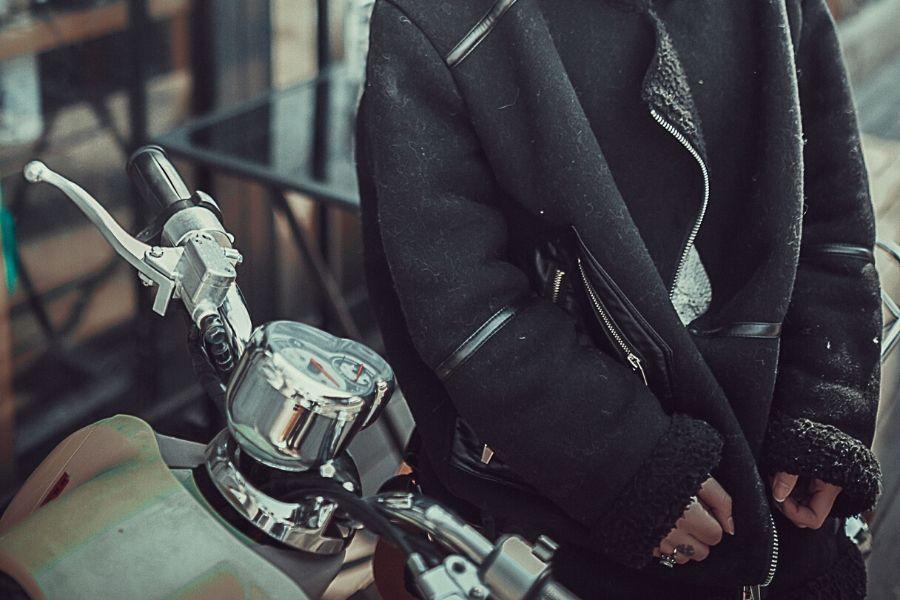 Motociclistas mujeres en México