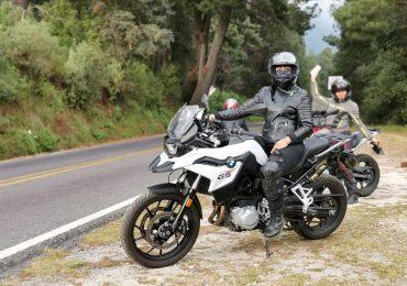 Mujeres motociclistas en México Fotografía: Samantha Cruz Soto