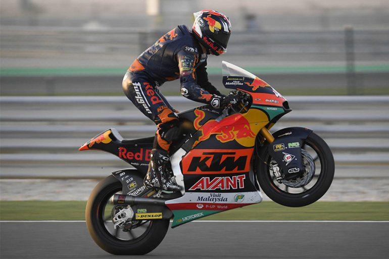 MotoGP Qatar 2020: Horarios para Moto2 y Moto3 Fotografía: Moto GP