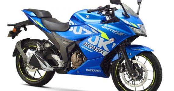 Gixxer SF 250 Fotografìa: Suzuki
