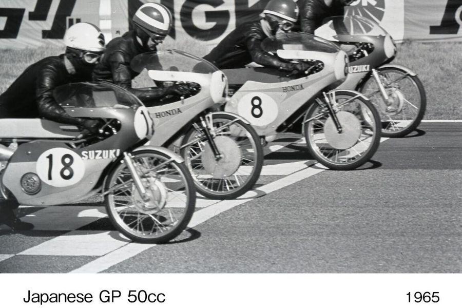 Honda y su historia en el deporte