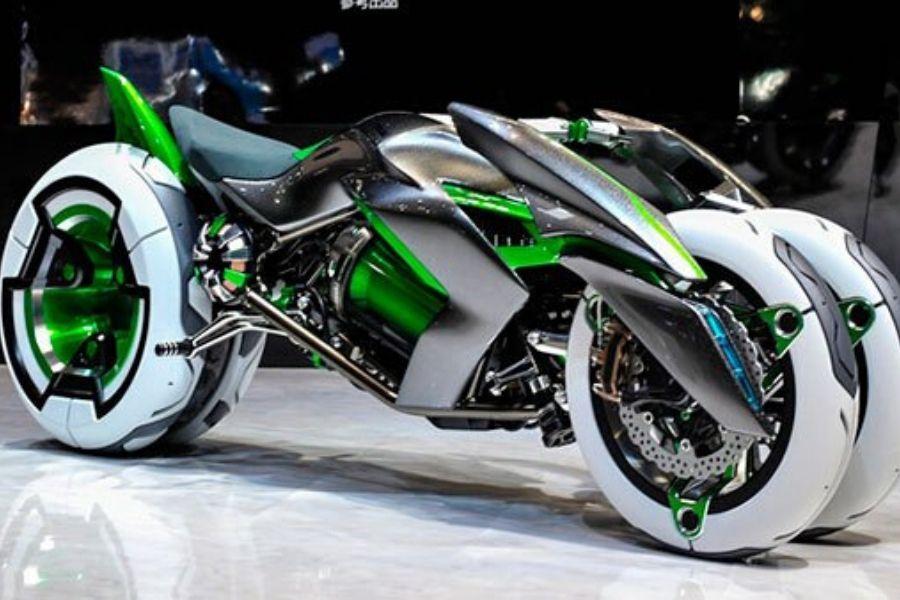 Las 5 motos más extrañas del mundo