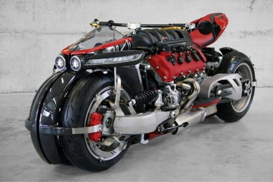 motos futuristas