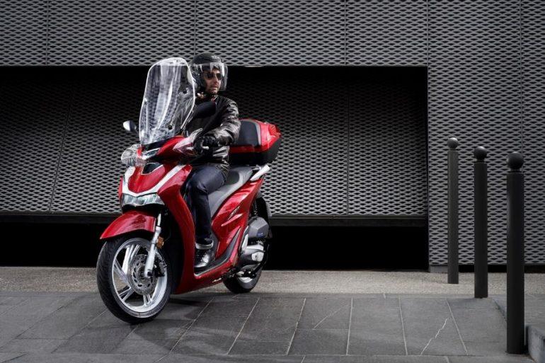 Scoopy SH125i de Honda