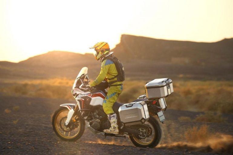 ampliar la capacidad de carga de tu moto