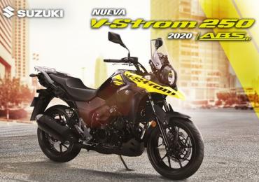 Suzuki V-Strom 250 ABS