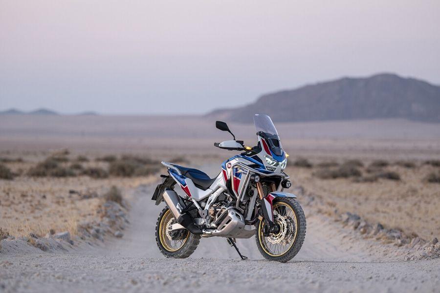 Honda Africa Twin y Africa Twin Adventure Sports 2020 CRF1100L