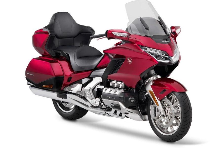 Honda GL 1800 Goldwing y versión Tour para 2020