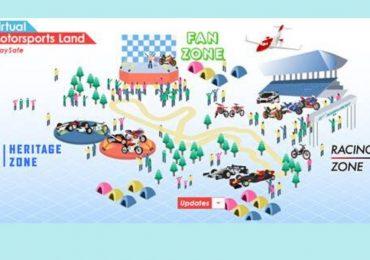 La tierra virtual Honda
