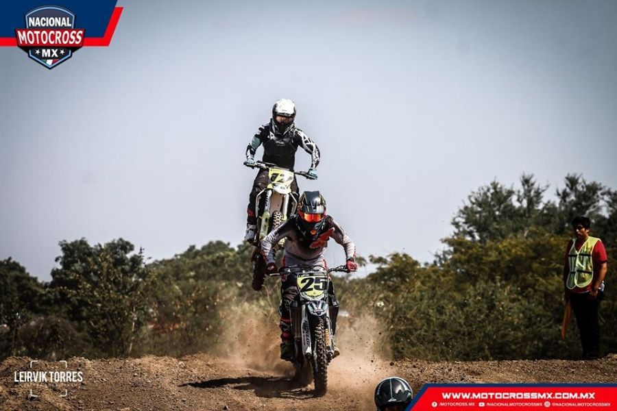 Motocross en México