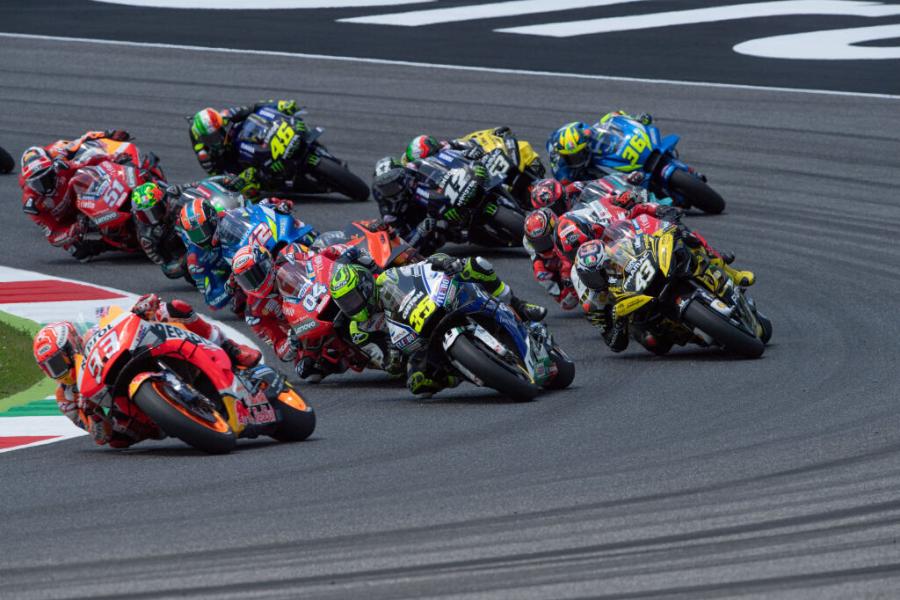 cancelación del GP Italia 2020