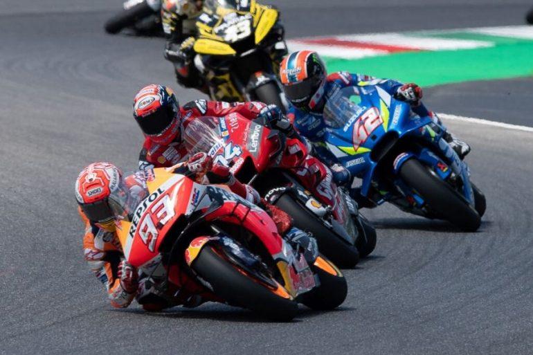 cancelación del GP de Italia 2020